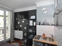 Appartement Cosy Montmartre Paris