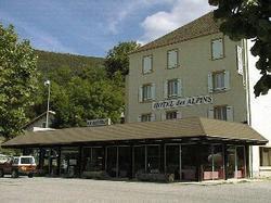 Hotel Hôtel Restaurant Les Alpins Saint-Julien-en-Beauchêne