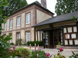 Hotel Hotel - Restaurant Le Bec Au Cauchois Thiergeville