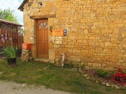 Chambres dhôtes - Sur Le Chemin Des Sens Azerat