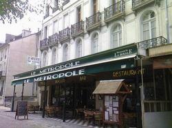 Hôtel Le Metropole Bagnères-de-Luchon