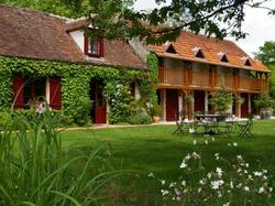 Chambres dHôtes - Domaine de Montizeau Lailly-en-Val