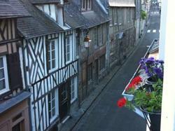 Hotel Au Bois Normand Honfleur