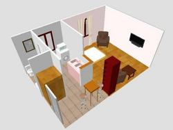 Dijon Apartement
