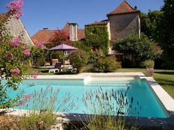 Hotel Chambres d'hôtes Clos du Mas de Bastide Crayssac