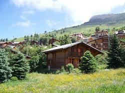 Chalet Soleil dHiver Les-Deux-Alpes