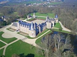 Chateau de Canisy Canisy
