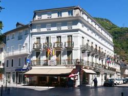 Hôtel Panoramic Bagnères-de-Luchon