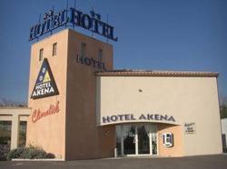 Hotel Hôtel Akena Clermont-l'Hérault