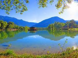 Vivacamp Le Lac Bleu Châtillon-en-Diois