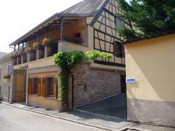 Cour St-Fulrad Saint-Hippolyte