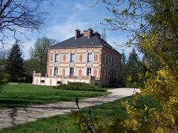 Château des Bouffards Brinon-sur-Sauldre