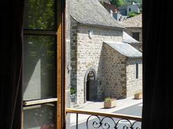 Hôtel des Voyageurs Ferrières-Saint-Mary