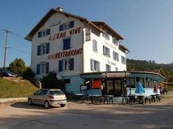 Hotel Restaurant lEau Vive Xonrupt-Longemer