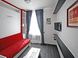 Hotel Studios Paris Appartement Atoll : Hotel Paris 18