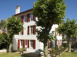 Maison dhotes Villa Vaureal Biarritz