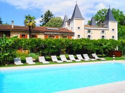 Hotel Logis - Chateau de Beauregard Saint-Girons