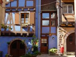 La Maison Bleue Riquewihr