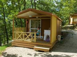Photo du camping Le Bourdieu à Durfort