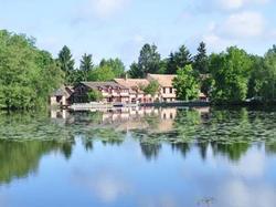 Hotel -restaurant Le Moulin de Villiers Nouan-le-Fuzelier