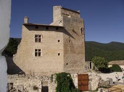 Les Terrasses du Château Le Poët-Laval