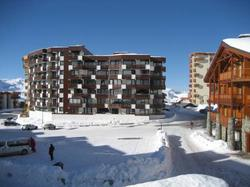 Hotel Appartement Le Schuss Val-Thorens