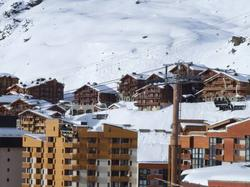 Hotel Val Thorens Immobilier - Appartement Les Balcons Val-Thorens