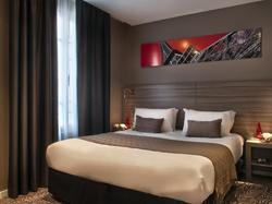 Hotel Best Western Paris Porte de Versailles Issy-les-Moulineaux