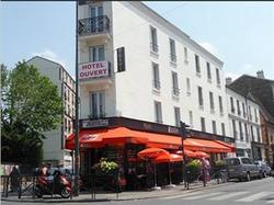Café Hôtel de lAvenir Saint-Ouen