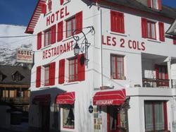 Hotel Hotel des Deux Cols Campan