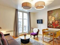 Short Stay Apartment Museum View Paris