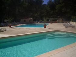 Hotel Provence Camping Lambesc
