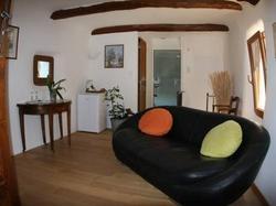 Chambre dhôte et Cabanes en Provence Entrechaux