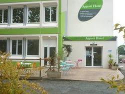 West Appart Hôtel Niort