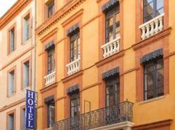 Hôtel le Pastel Toulouse