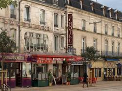 Hôtel Chateaubriand Dijon