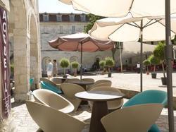 Hotel Les Chambres de l'Abbaye Saintes