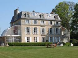 Chambres dHôtes Château de Damigny Saint-Loup-Hors