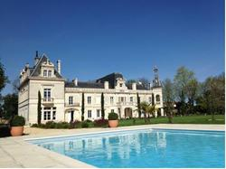 Maison dHôtes Chateau de Brillac Foussignac