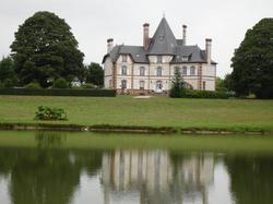 Chateau de la Hersonnière Gommenec\'h