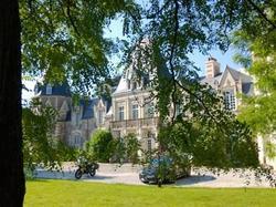 Chambres dHôtes Château du Bois de La Noe Bouaye