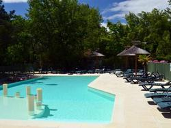Hotel Camping Domaine de la Coronne Valréas
