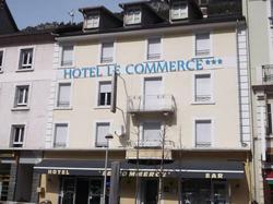 Hôtel Le Commerce Modane