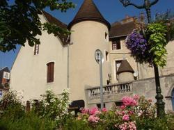 Hôtel de lEcu Saint-Amand-Montrond