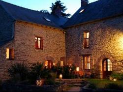 Hotel Gîte de la Bourousais Maure-de-Bretagne