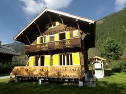 Chalet Tamaris Chamonix-Mont-Blanc