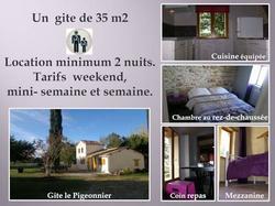 Hotel Gite Le Pigeonnier Monclar-de-Quercy