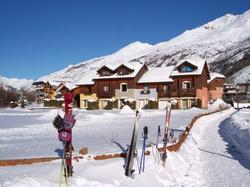 Chalet Les Lupins La Salle les Alpes