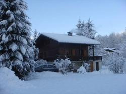 Chalet les Clarines