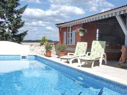 Holiday Home La Violette Brossac Brossac